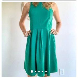 Cynthia Rowley  Green Dress